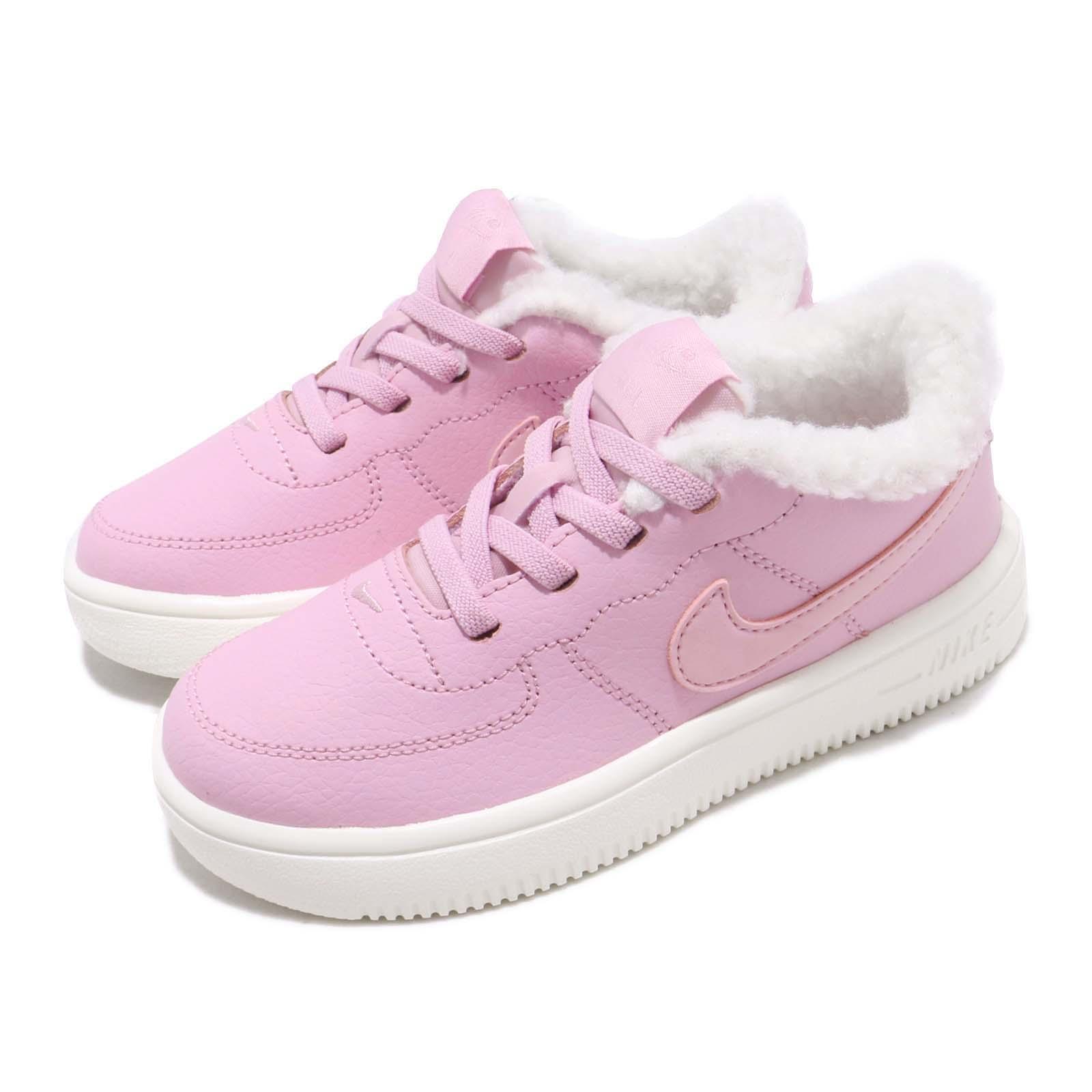 Nike 休閒鞋 Force 1 18 SE TD 童鞋 AR1134-600