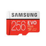 SAMSUNG 三星 EVO Plus microSDXC UHS-1(U3) Class10256GB記憶卡 MB-MC256GA