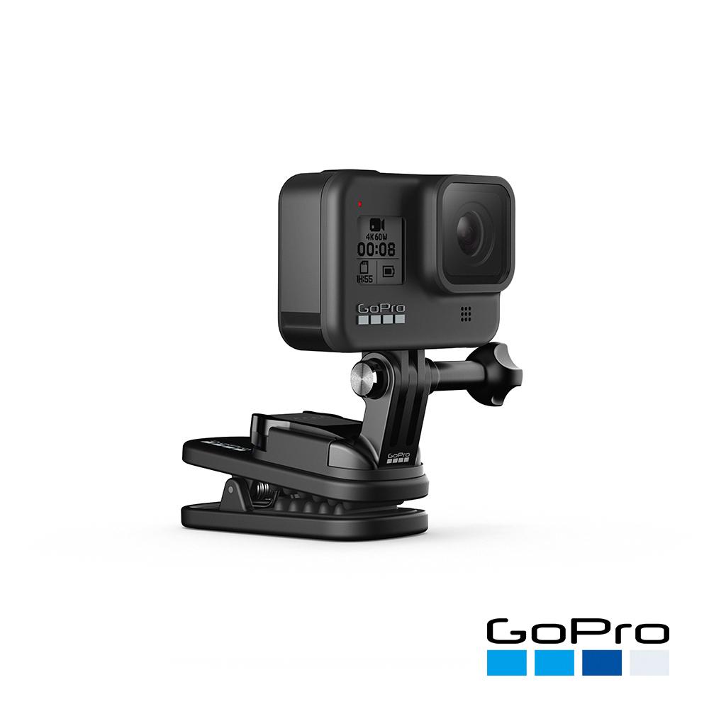 【GoPro】磁吸旋轉夾ATCLP-001(忠欣公司貨)