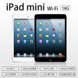 【福利品】【贈皮套+鋼化螢幕貼】Apple蘋果 iPad mini Wi-Fi 16GB 平板電腦 A1432