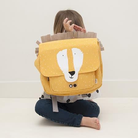 比利時Trixie  動物造型書包