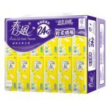 春風抽取式衛生紙-輕柔膚觸(100抽*24包*3串)/箱
