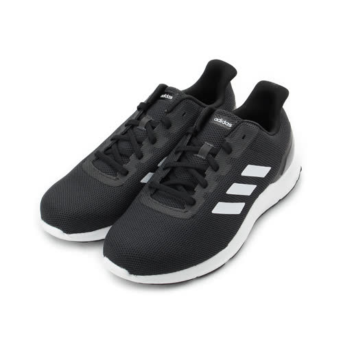 ADIDAS COSMIC 2 輕量跑鞋 黑白 B44880 男鞋 鞋全家福