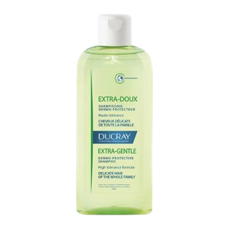 Ducray 護蕾 溫和保濕洗髮精 200ml(掀蓋瓶)(效期:2020/04)