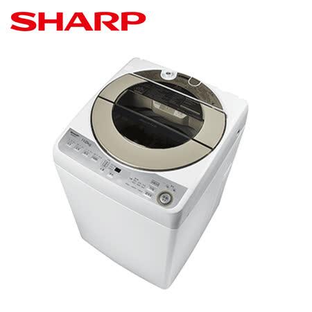SHARP 12KG  變頻洗衣機 ES-ASF12T
