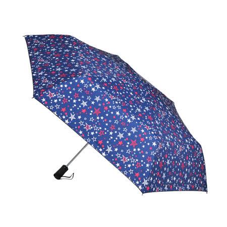 2mm 100%遮光 創意系黑膠降溫多段式自動開收傘