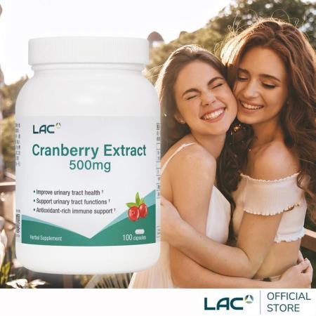 【GNC 健安喜】 蔓越莓膠囊 100顆
