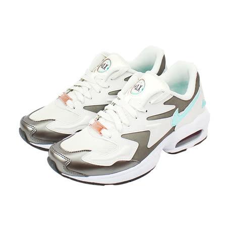 NIKE 女慢跑鞋 AIR MAX2 LIGHT SE