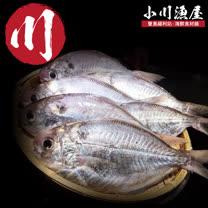 買4送1【小川漁屋】超厚實野生肉鯽魚4包(6-8尾/500g+-10%/包) 共5包