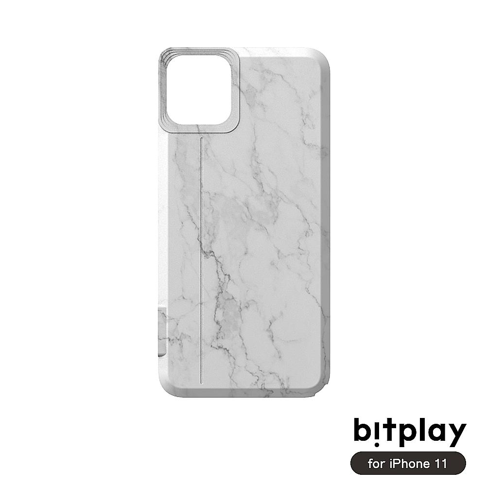 bitplay SNAP! iPhone 11(6.1吋)相機殼專用換色背蓋-大理石紋