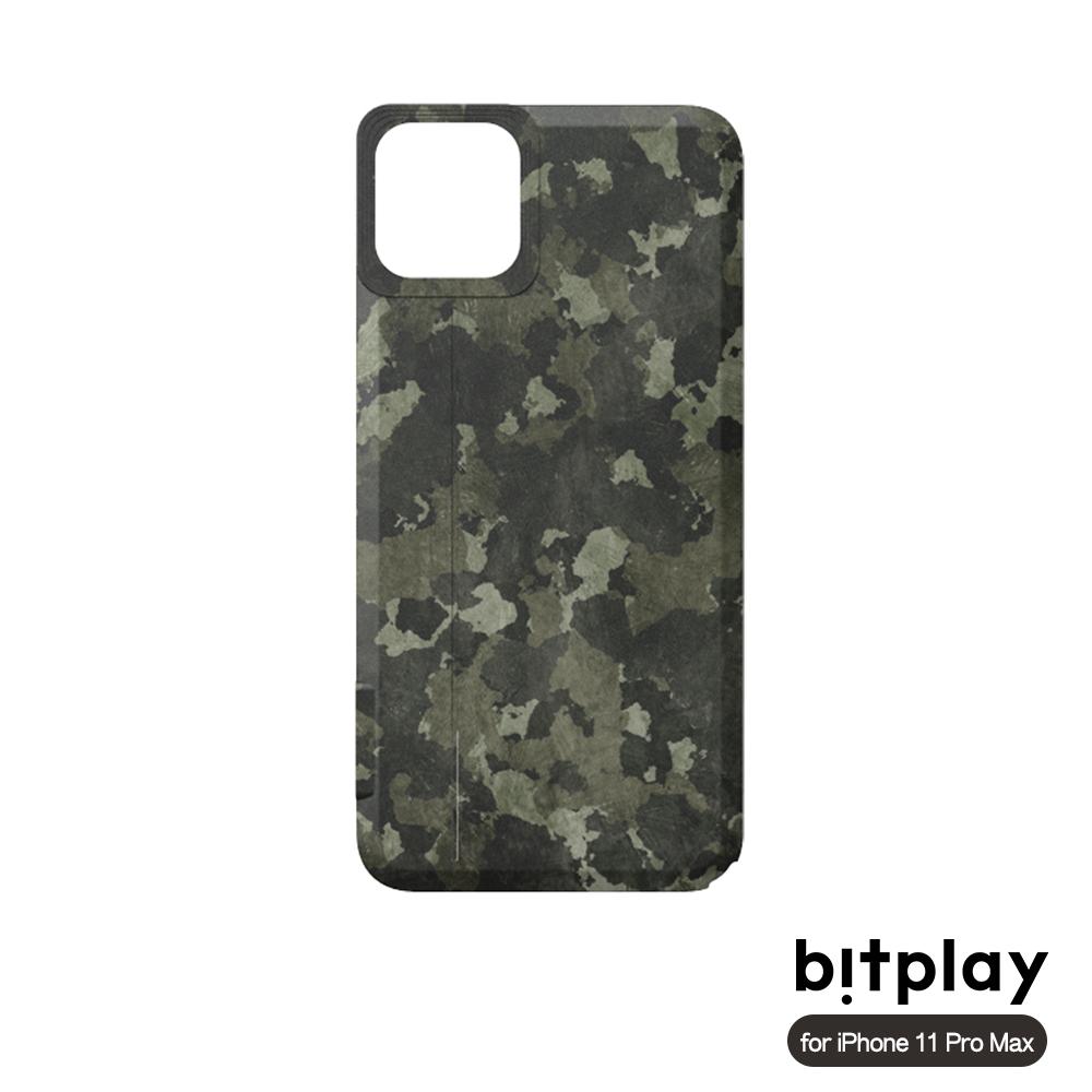 bitplay SNAP! iPhone 11 Pro Max(6.5吋)相機殼專用換色背蓋-潮流迷彩紋