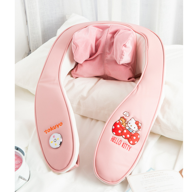 tokuyo 肩頸鬆按摩器TH-519H(Hello Kitty聯名款)