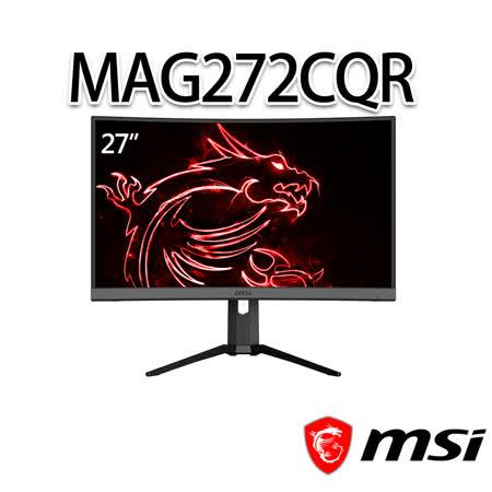 msi微星 Optix  27吋 曲面電競螢幕