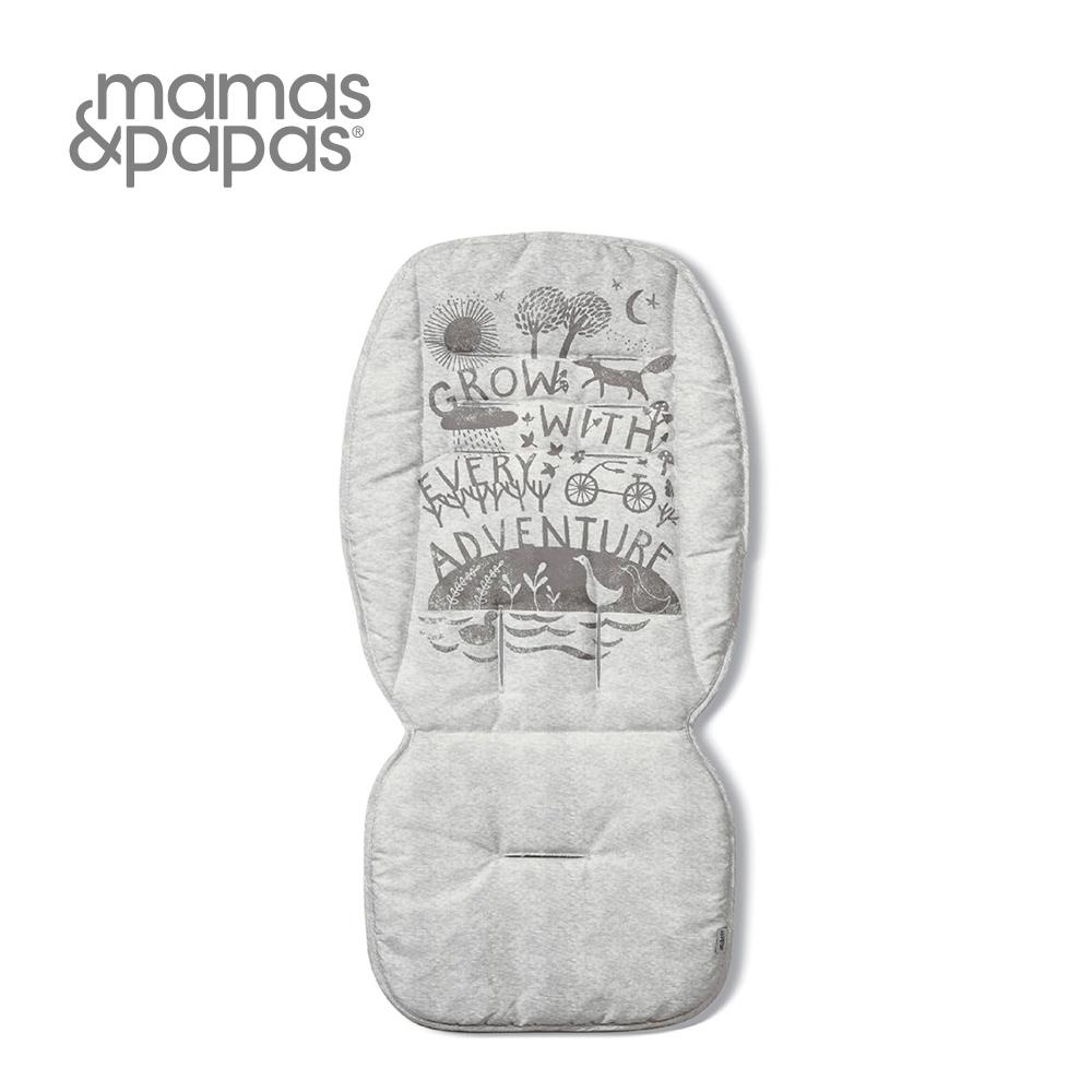 【Mamas & Papas】通用雙面推車座墊-先發探險家