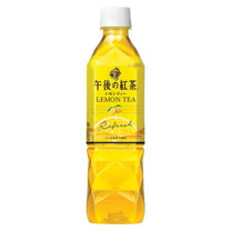 【KIRIN午後紅茶】 檸檬茶 500ML / 4入
