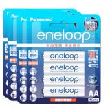 新款彩版 國際牌 Panasonic eneloop 低自放鎳氫充電電池BK-3MCCE4B(3號16入) 2000mAh