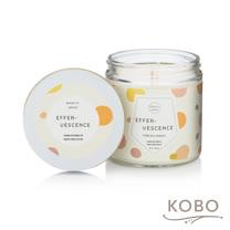 【KOBO】美國大豆精油蠟燭 - 薑芬氣泡 (450g/可燃燒 65hr)