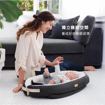 VOKSI 嬰兒圓形小窩床中床