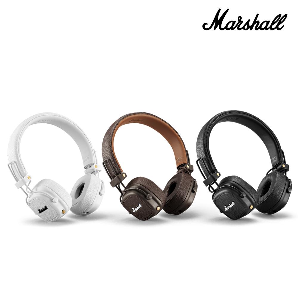 Marshall Major III 藍牙耳罩式耳機