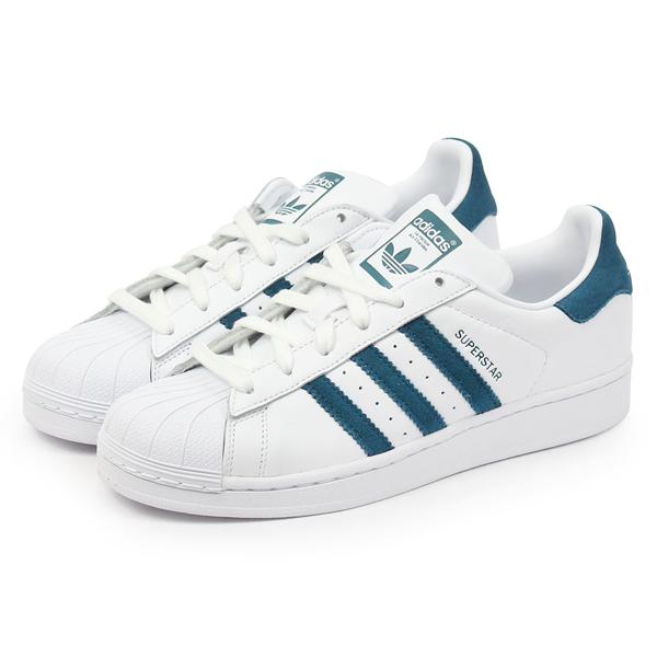 ADIDAS 女 SUPERSTAR W 經典復古鞋 - EF9248