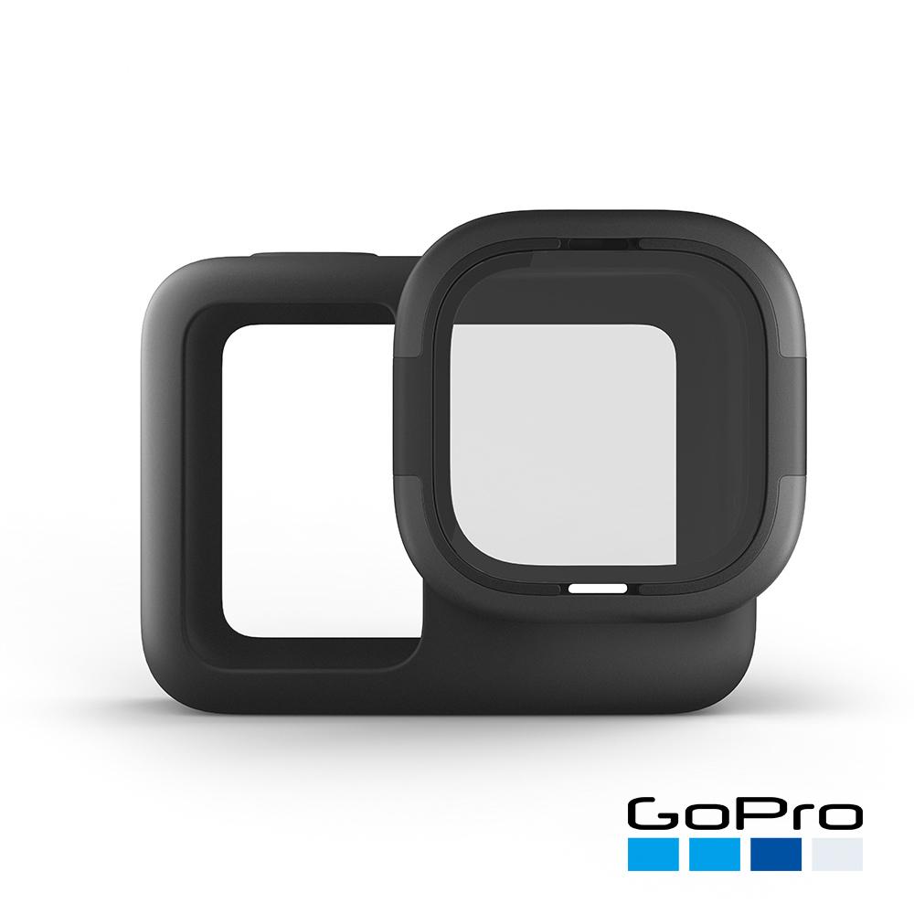 【GoPro】HERO8 Black鏡頭矽膠保護套AJFRC-001(忠欣公司貨)