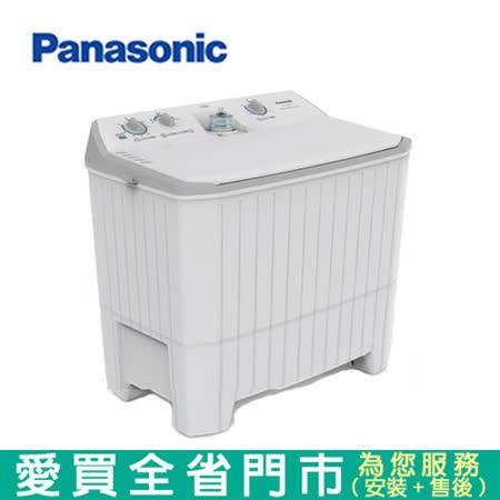 國際12KG雙槽洗衣機NA-W120G1