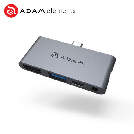 CASA Hub i4  iPad Pro影音集線器