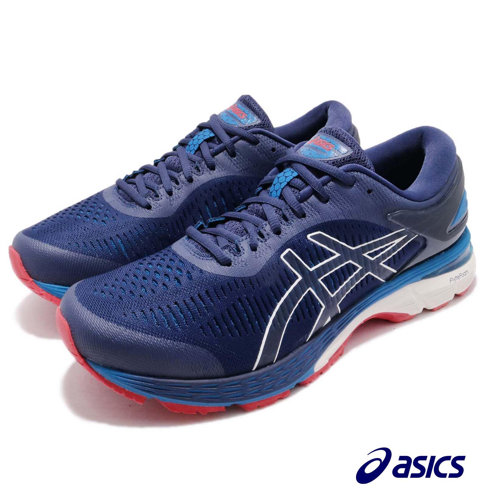Asics 慢跑鞋 Gel-Kayano 25 4E 男鞋 1011A023400