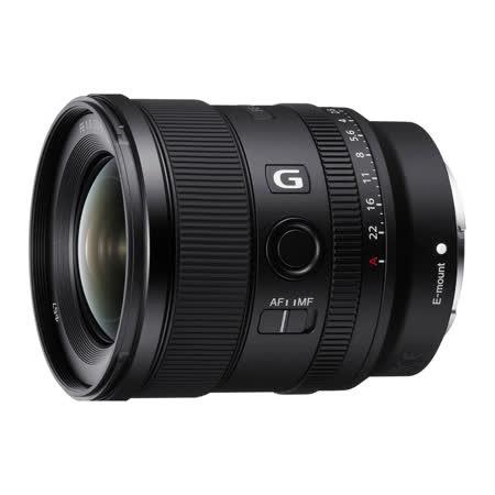 SONY 20mm F1.8 G  超廣角定焦鏡頭
