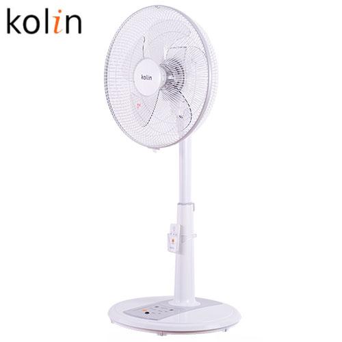 歌林 16吋微電腦遙控DC節能風扇KF-A1603DCR