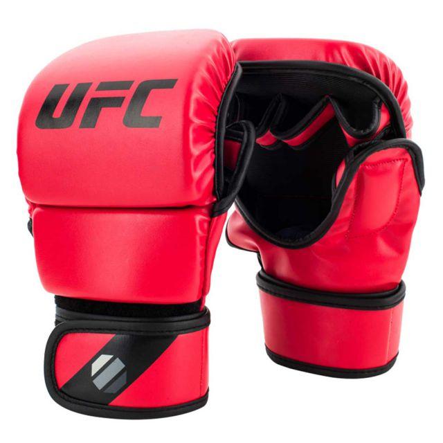 UFC-MMA 露指格鬥/自由搏擊訓練手套-7oz