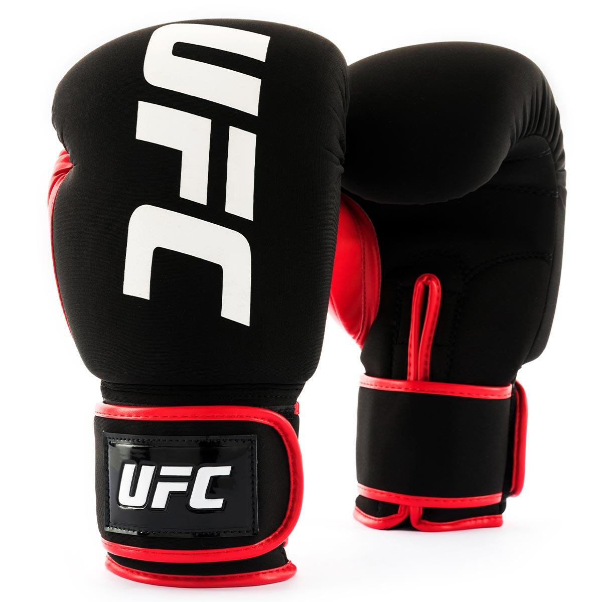 UFC PRO-頂級訓練拳套_紅/黑