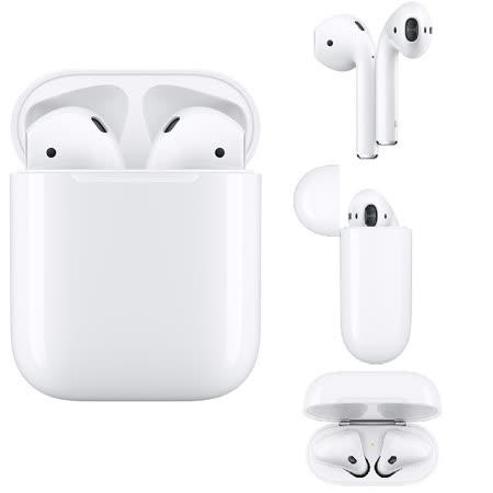 Apple原廠 AirPods -搭配有線充電盒