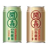 【開喜】凍頂烏龍茶1箱-口味任選(340ml*24瓶)
