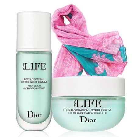 【Dior】   名媛花漾水漾保濕3件組