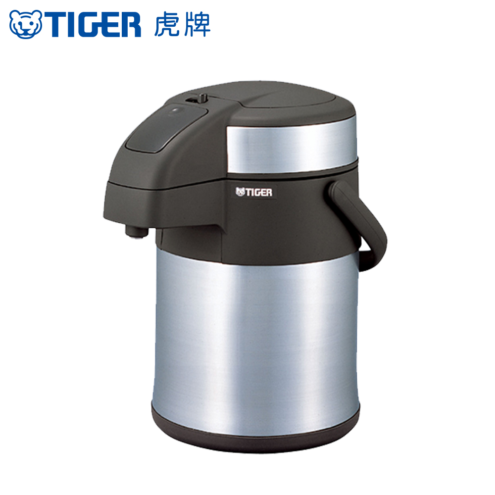 【TIGER虎牌】2.2L氣壓式不鏽鋼保溫瓶 (MAA-A222)