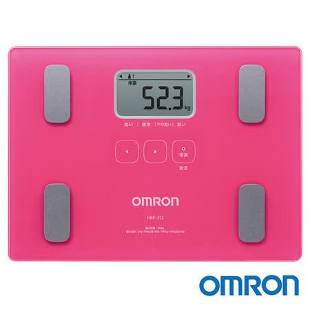 OMRON歐姆龍 體重體脂計