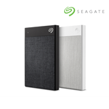 Seagate Backup Plus Ultra Touch 2TB USB3.0/TypeC 2.5吋行動硬碟(霧夜黑/晨霧白)