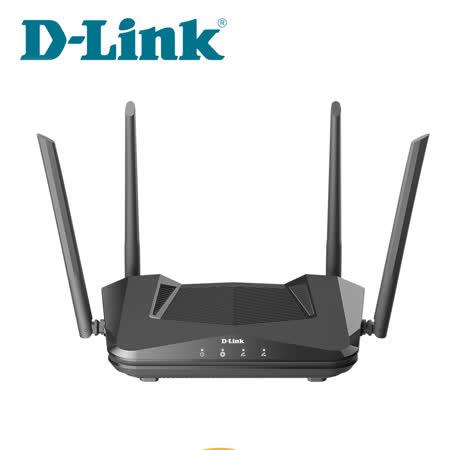 D-LINK DIR-X1560 Wi-Fi 6雙頻無線路由器