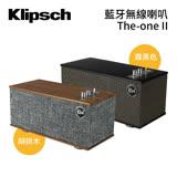 【Klipsch 古力奇】3.5mm 藍牙無線喇叭 THE-ONE-II