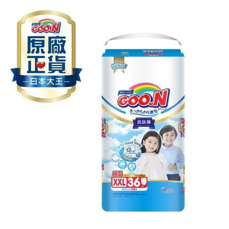 日本大王輕薄舒爽 褲型XXL/ 36片*4包)