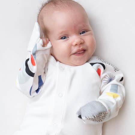 美國GOUMIKIDS  有機棉嬰兒睡袍