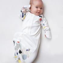 美國GOUMIKIDS<br/>有機棉嬰兒睡袍
