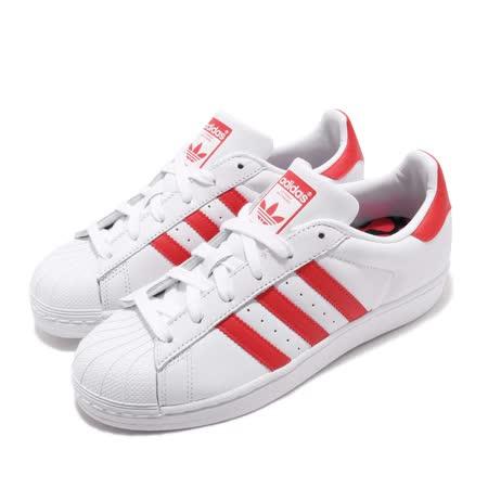 adidas 女休閒鞋  Superstar