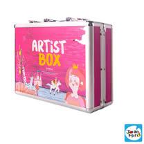 【西班牙 JoanMiro 原創美玩】豪華繪畫藝術禮盒-女孩款 JM08640