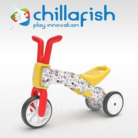 比利時Chillafish  迪士尼學步平衡車