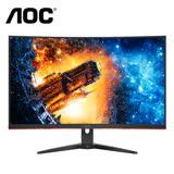 AOC 32型 C32G2E (曲面)(寬)螢幕顯示器