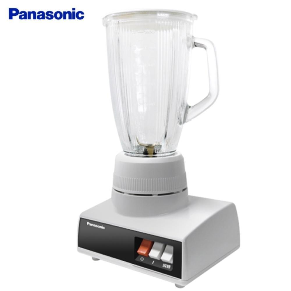   Panasonic   國際牌 1800ml玻璃杯果汁機 MX-V288