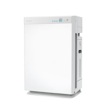 【DAIKIN 大金】15.5坪 保濕雙重閃流空氣清淨機 MCK70VSCT-W -送迷你手持無線吸塵器
