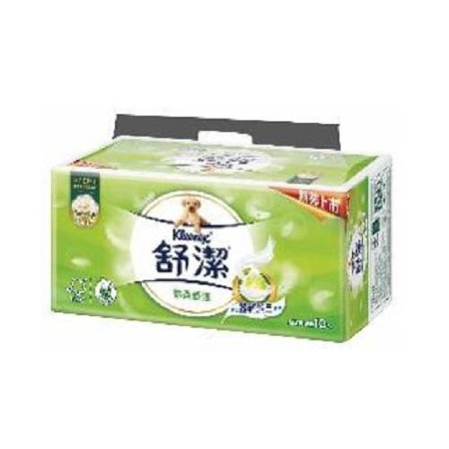 【舒潔】優質抽取衛生紙120抽*10